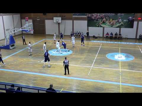 "4 kolo Play out KK ""Student″ – KK ""Smederevo 1953"" 101:98"