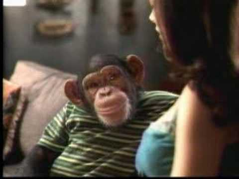 smooth monkey funny super bowl commercial