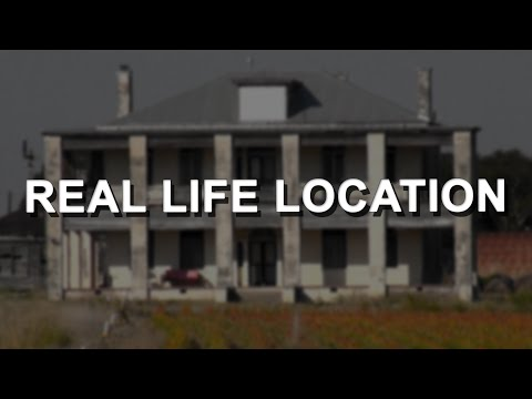 Texas Chainsaw Massacre House Scene Tour In Real Life 4K