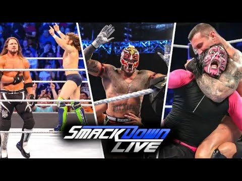 Wwe SmackDown 25 October 2018 full highlights   Wwe New Matches 2018