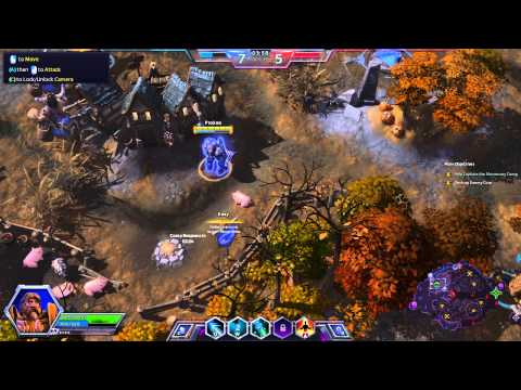 Heroes of the Storm - 7 Героев thumb2