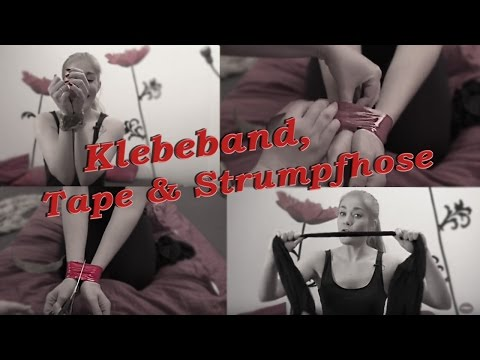 BONDAGE mit Tape & Tights der TEST