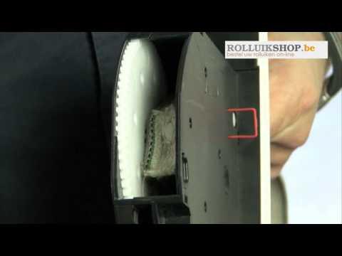 Hoe monteer je een Rollotron