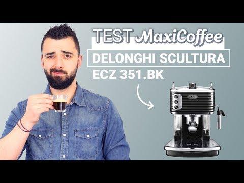 Delonghi Scultura : présentation et test