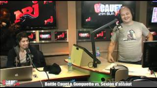 Video Battle Cauet & Gueguette vs Sexion d'assaut - C'Cauet sur NRJ MP3, 3GP, MP4, WEBM, AVI, FLV Juni 2017