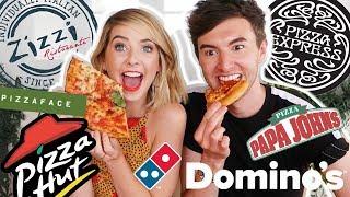 Video Ultimate Pizza Taste Test With Mark | Zoella MP3, 3GP, MP4, WEBM, AVI, FLV Desember 2018