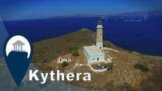 Kythera | Moudari Lighthouse