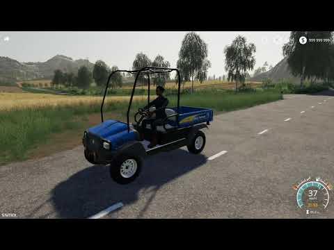 New Holland 120 Car v1.0.0.0
