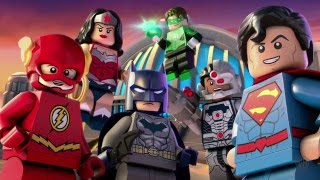 Nonton Lego Dc Comics Super Heroes   Justice League  Cosmic Clash   Opening Titles Film Subtitle Indonesia Streaming Movie Download