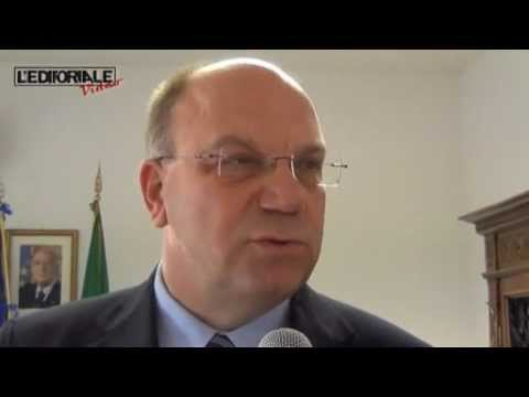 Sul Liceo Scientifico Pollione di Avezzano, il Presidente della Provincia Antonio Del Corvo...