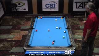 2014 CSI USBTC 8 Ball: Darren Appleton Vs Stan Tourangeau