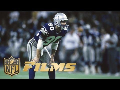 Football Feud: Steve Largent vs. Mike Harden   A Football Life   NFL