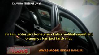 Video Modus Eps 71 : Awas mobil bekas banjir Part 01 MP3, 3GP, MP4, WEBM, AVI, FLV Oktober 2018