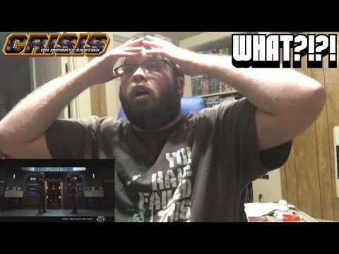 "Arrow 8x8 ""Crisis On Infinite Earths: Part Four"" Reaction/Review!!! (WHAT?!?!?!)"