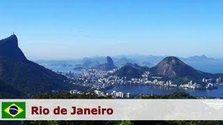 Rio de Janeiro ist eine der schönsten Städte der Erde. Die Christusstatue, der Zuckerhut und die Traumstrände Copacabana und...