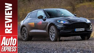 New 2020 Aston Martin DBX prototype review - is this Aston's saving grace? by Auto Express