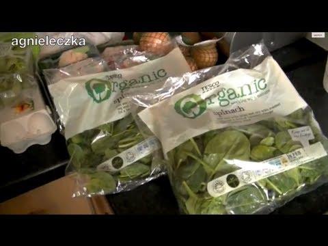 Agnieleczka w kuchni - cotygodniowe zakupy jedzeniowe (fit food)