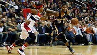 Paul George - Indiana Pacers - Washington Wizards - NBA