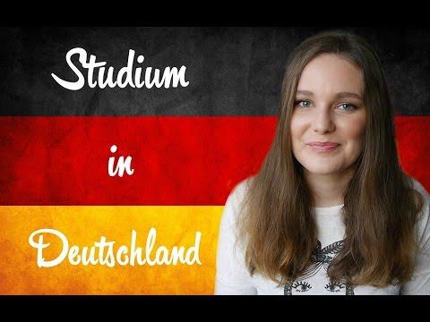 Учеба в Германии || С чего начать? || Как поступить в немецкий ВУЗ (видео)