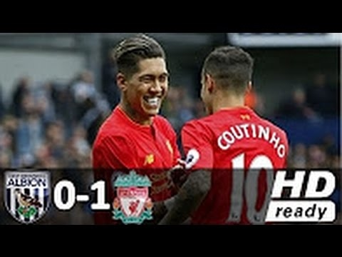 West Bromwich vs Liverpool 0-1 - All Goals and Highlights - Premier League (16/04/2017) HD
