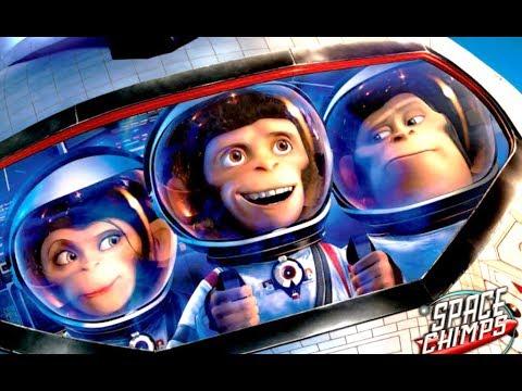Space Chimps: Misión espacial (Trailer español)