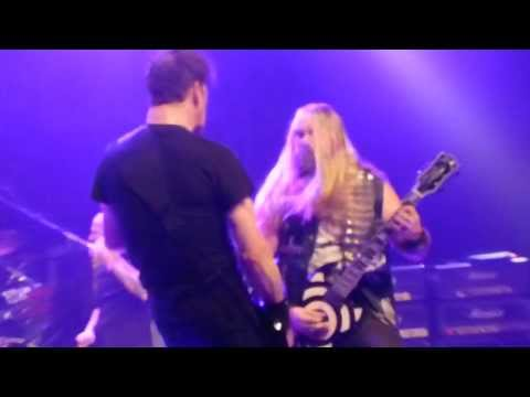 Bass Player Live! Zakk Wylde,Corey Taylor,Jason Newsted