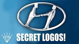 Video 10 Secrets Hidden Inside Famous Logos MP3, 3GP, MP4, WEBM, AVI, FLV April 2018