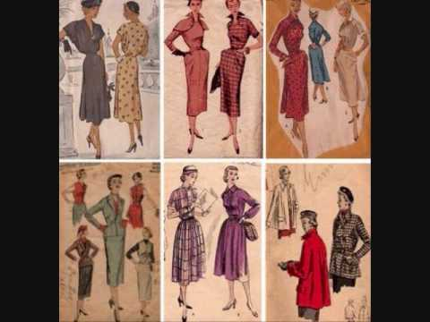 , title : 'Women's Fashion during the 20th Century'