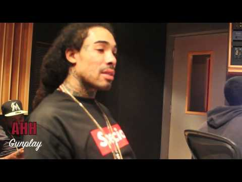 Rico Love - Studio Session: Gunplay In The Lab With Producer Rico Love (Speaks For The First Time Since His Case Was Dismissed) @GunplayMMG @IamRicoLove.