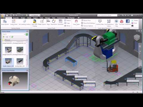 Autodesk Factory Design Suite