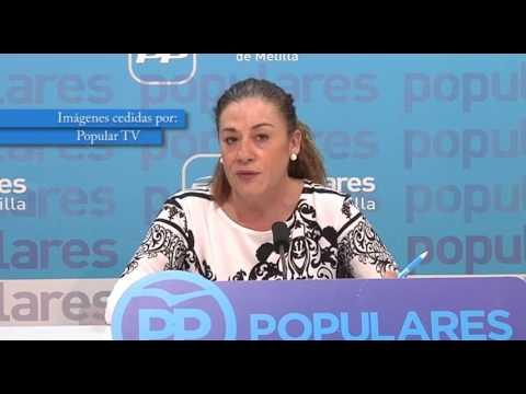 El PP de Melilla seguirá defendiendo siempre la honorabilidad de los funcionarios