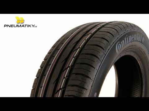 Youtube Continental PremiumContact 2 205/55 R16 94 V XL Letní