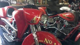3. Arlen Ness museum