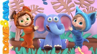 Video 👻 Baby Songs and Nursery Rhymes by Dave and Ava 👻 MP3, 3GP, MP4, WEBM, AVI, FLV Juni 2019