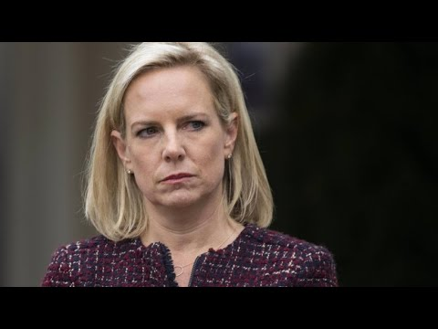 USA: Rücktritt von Kirstjen Nielsen - Heimatschutzministe ...