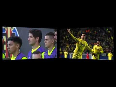 Villarreal 2 x 1 Steaua Bucareste Goals Highlights UEFA Europa League 08 12 2016