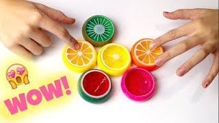 $1 AMAZING FRUIT SLIME PACKAGE!