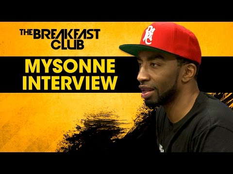 Mysonne Speaks On His Hip Hop Resurgence, Explains Why He Calls Troy Ave A Bozo W/ The Breakfast Club