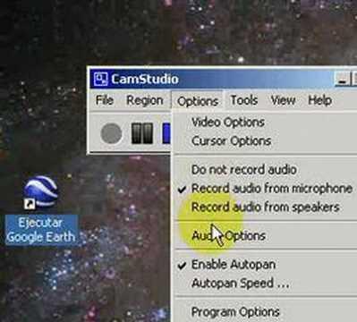 Video 0 de CamStudio: Cómo hacer un videotutorial con CamStudio