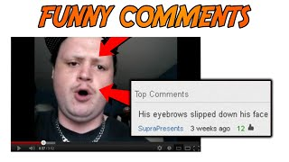 READING FUNNY YOUTUBE COMMENTS