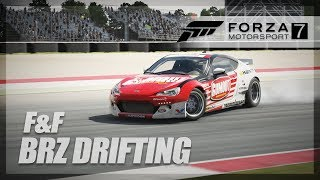 Nonton Forza Motorsport 7 - Fast & Furious DLC Subaru BRZ Drifting! (Full Gameplay) Film Subtitle Indonesia Streaming Movie Download