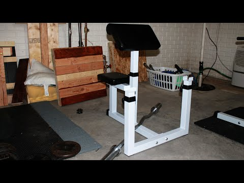 Preacher Curl Bench Review - Amazon