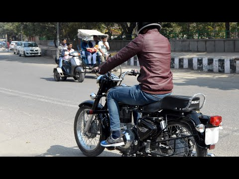 A FUN DAY WITH | BULLET | BANGALORE CITY RIDE | CHILDREN's Day Special
