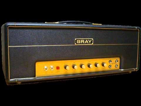 Bray 4550 Van Halen Tone