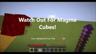 Magma Runner Map