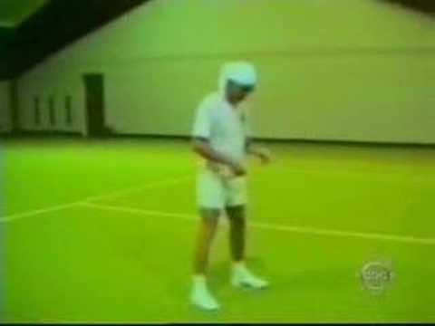 Bloopers con raqueta