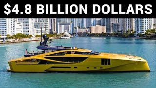 Video Top 10 Most Expensive Yachts In The World MP3, 3GP, MP4, WEBM, AVI, FLV Juni 2019