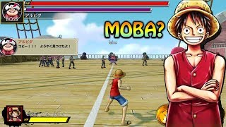 Download Video One Piece MOBA? | One Piece Bounty Rush [JP] Android MOBA Action-RPG MP3 3GP MP4