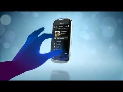 Youtube Video Nokia C7 c7-00 in mahogany brown
