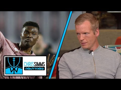 Are Oakland Raiders actually interested in Dwayne Haskins? | Chris Simms Unbuttoned | NBC Sports